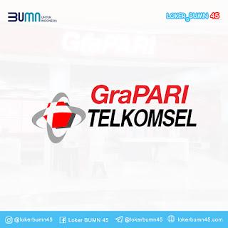 Rekrutmen Lowongan Kerja CSR GraPARI Telkomsel April 2021