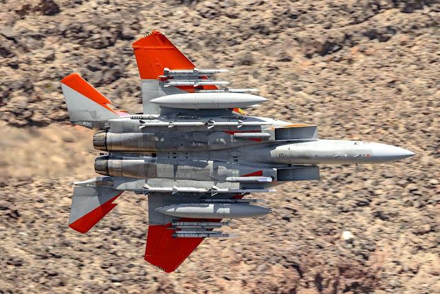 F-15 во всей красе!