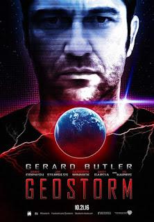 Geostorm - Poster & Trailer