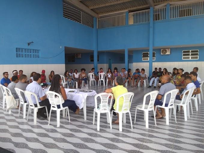 Pastoral da Juventude de Governador Mangabeira, realiza primeiro encontro Inter-Religioso