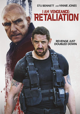 I Am Vengeance Retaliation [2020] [DVD R1] [Subtitulada]
