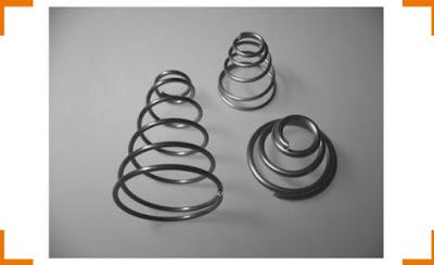 Conical spring - Kalyani springs