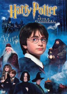 Harry Potter e a Pedra Filosofal - BDRip Dual Áudio