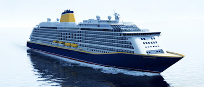 Saga Cruises Expects The Delivery of  the Spirit of Adventure to be Delayed ship under constructiion at Meyer Werft