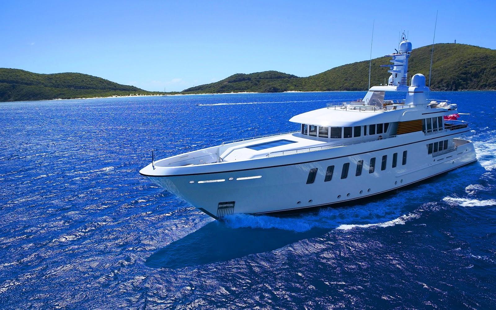 luxury super yacht wallpaper - photo #7