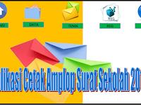 Download Aplikasi Cetak Amplop Surat Otomatis