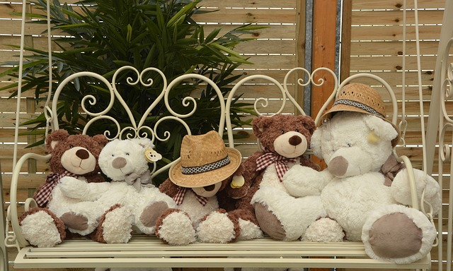 Teddy Bear Pictures With Heart