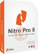 Nitro PDF Professional 8.1.1.12 (x86 x64) - incl. keygen