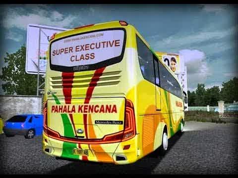 Armada Bus Pahala kencana Terbaru 2016 Jetbus 2 HD