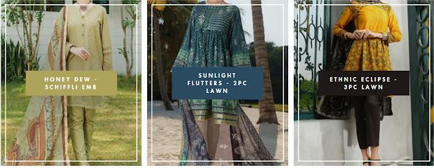 Almirah Eid girls Summer collection 2020