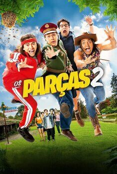 Os Parças 2 Torrent – WEB-DL 720p/1080p Nacional