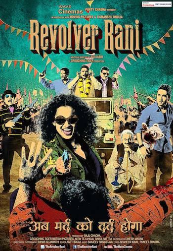 Revolver Rani 2014 Hindi DVDRip 480p 700mb ESub
