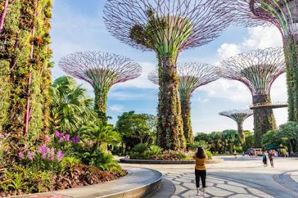 Beberapa Tempat yang Wajib di Kunjugi di Singapura