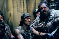 Daniel Wu and Nick Frost in Into the Badlands Season 2 (6)