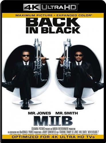 Hombres de negro 2 (2002) 2160p 4k UHD HDR [1080p] Latino [GoogleDrive]
