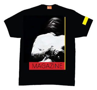 Magazine, Tour T Shirt