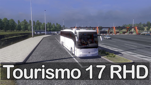 Euro Truck Simulator 2 Mercedes Benz Tourismo Otobüs
