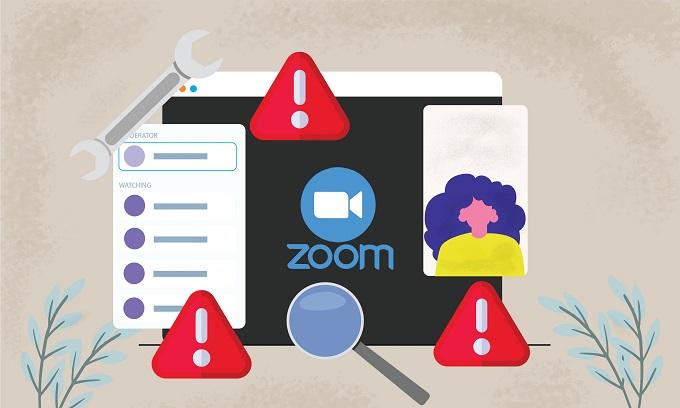 كيفية اصلاح جميع مشاكل تطبيق زووم Zoom المعروفة