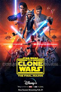 Star Wars La Guerra De Los Clones – Temporada 5 (2012) [Latino-Ingles] [Hazroah]