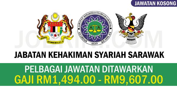 Jabatan Kehakiman Syariah Sarawak