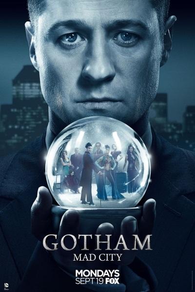 Baixar Gotham 3ª Temporada Dublado e Legendado