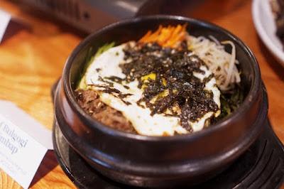 Beef Bulgogi Bibimbap