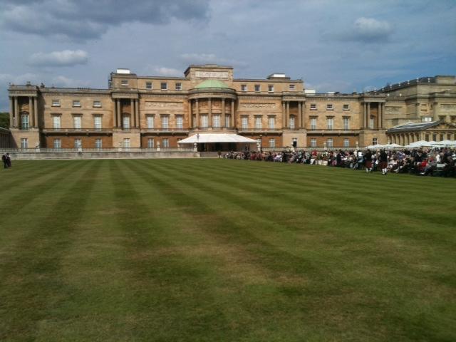 Glamorous Gardener: Buckingham Palace