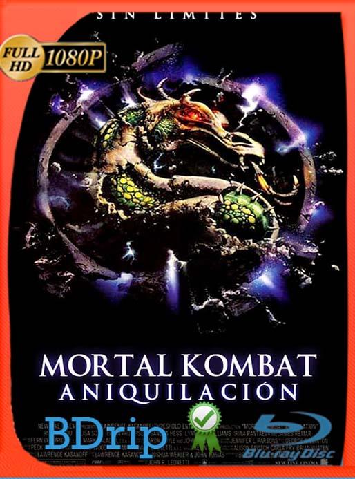 Mortal Kombat: Aniquilación (1997) BDRip [1080p] Latino  [GoogleDrive] [tomyly]