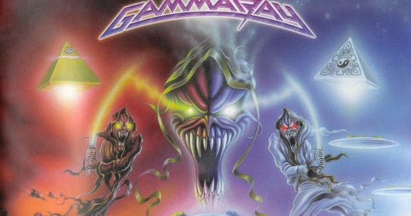 Riddle Of Steel Metal Music Gamma Ray No World Order border=