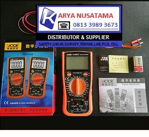 Jual Victor VC890D+ Digital Multimeter di Malang
