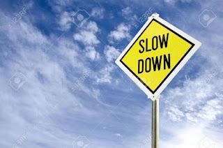 Slow Down. Take It Easy (spot publicitar)