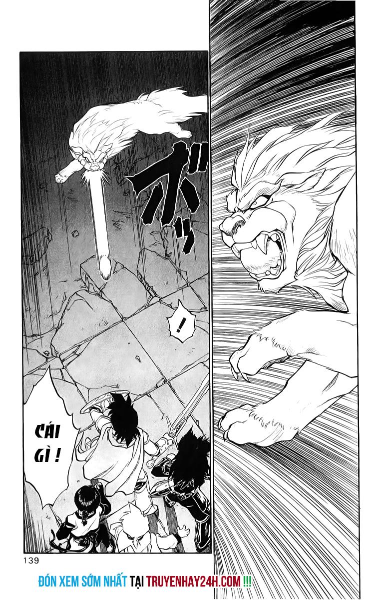 Dragon Quest: Emblem of Roto chapter 40 trang 44