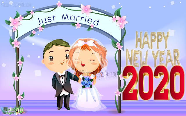 New Year 2020 My Love Image Wishes Download Free