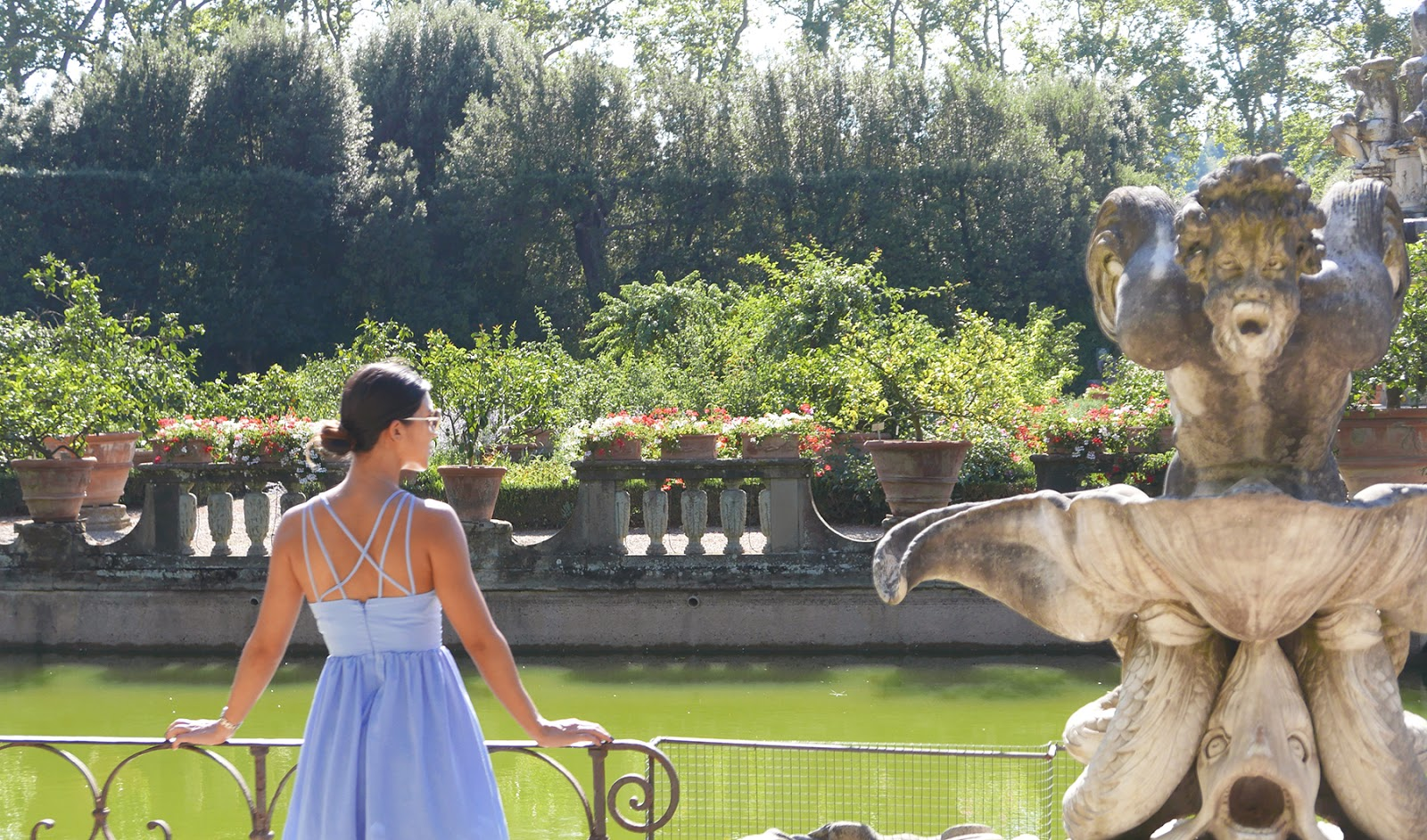 Euriental | luxury travel & style | Boboli Gardens, Florence, Italy