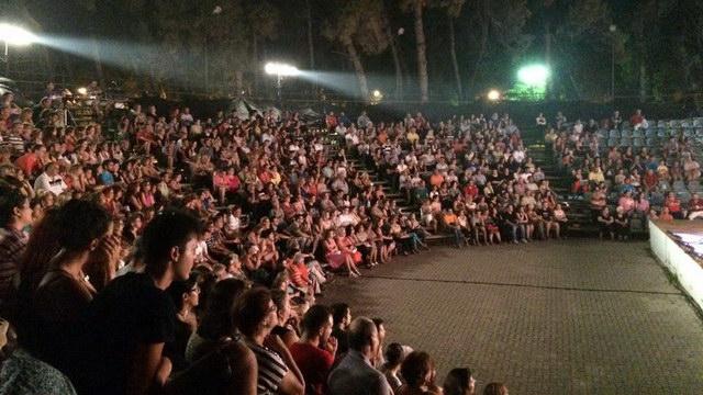 Το πρόγραμμα των καλοκαιρινών εκδηλώσεων στο Κηποθέατρο Αλεξανδρούπολης