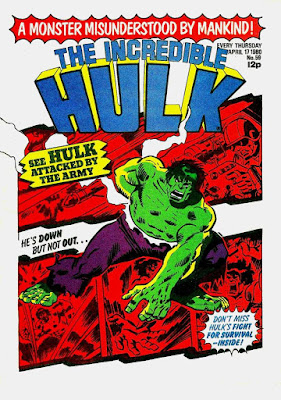 Incredible Hulk Weekly #59