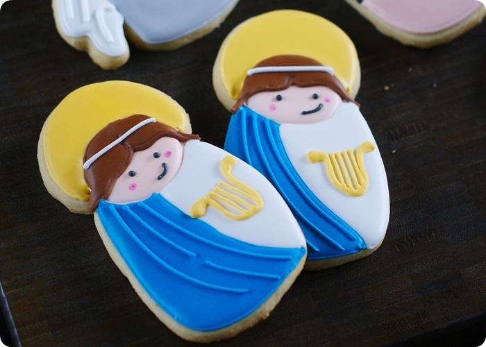St. Cecilia cookie