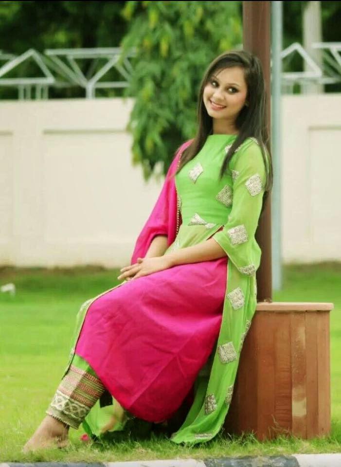 Punjabi Girls Wallpapers Hot Punjabi Girl In Salwar Suit-9873