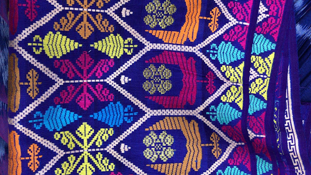 Songket Bali, Balinese Traditional Fabrics