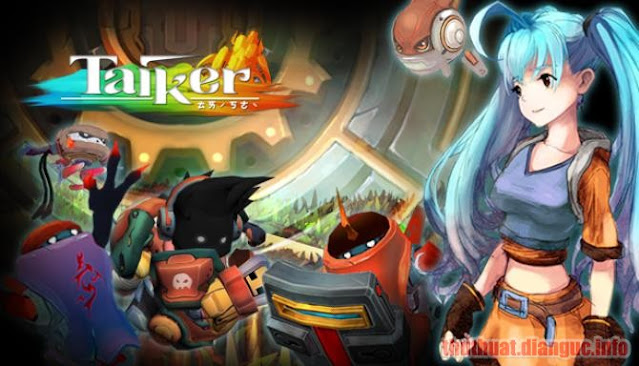 Download Game TAIKER Full Crack