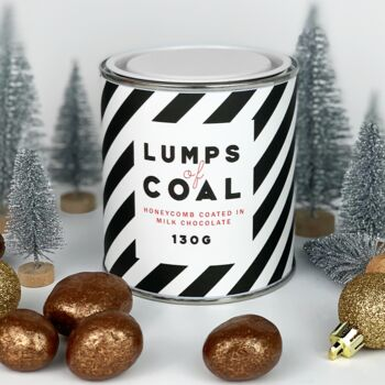 Lumps of Chocolate Coal