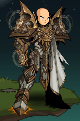 Lord of Order Class (Quest)