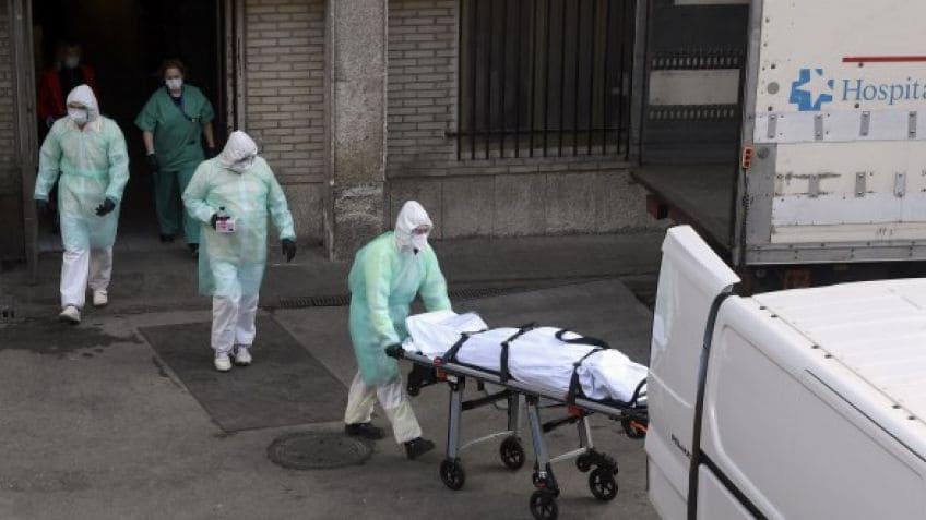 Reporte coronavirus en Argentina