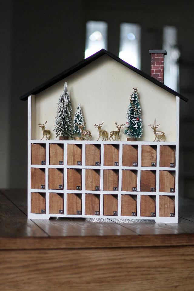 our advent calendar ideas chris loves julia. Black Bedroom Furniture Sets. Home Design Ideas
