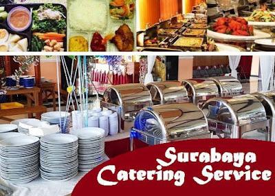 catering prasmanan pernikahan, catering harian, nasi kotak kota Sby