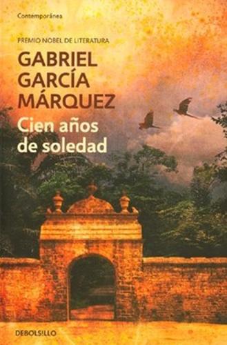 Cien años de soledad portada libro