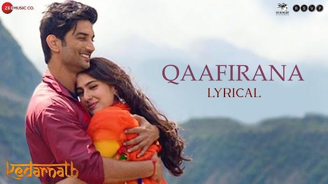 Qaafirana Lyrics - ARIJIT SINGH