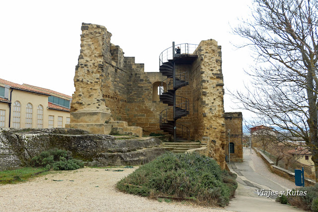 Torre del Homenaje, Briones
