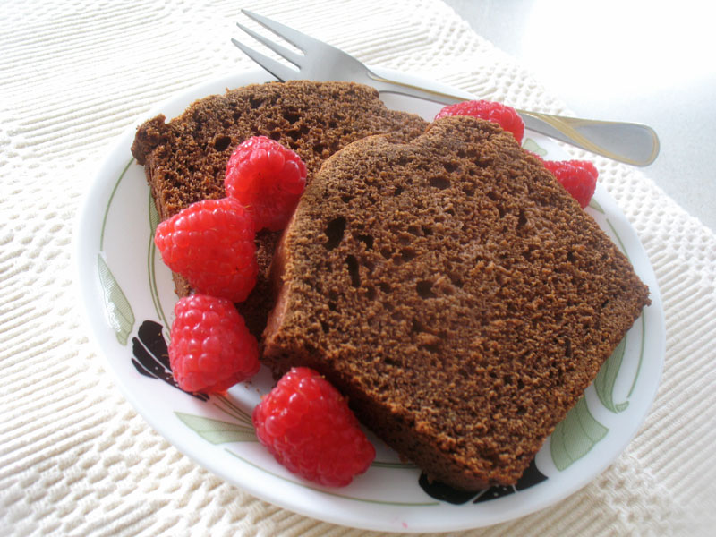 Chocolate Loaf Cake Recipe With Oil