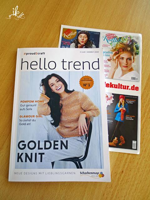 hello trends Magazin von Schachenmayr